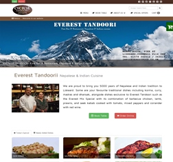 Everest Tandoori, Liskeard, United Kingdom